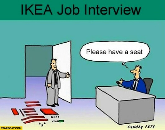 ikea-job-interview-please-have-a-seat